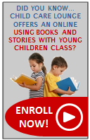 Enroll in our Using Books and Stories Class